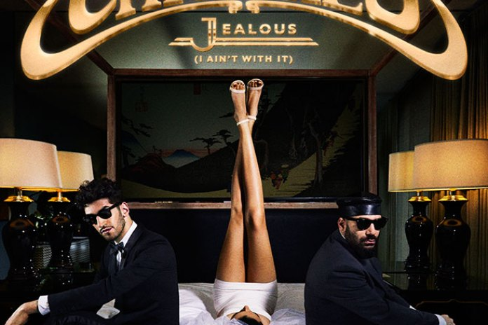 Chromeo - Jealous (Solidisco Remix)