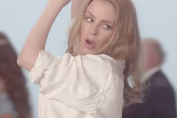Kylie Minogue - I Was Gonna Cancel (Produced by Pharrell)
