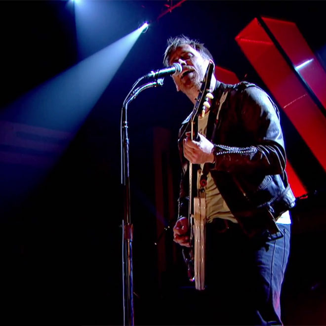 The Black Keys, Coldplay & Damon Albarn Perform Live on Later... with Jools Holland