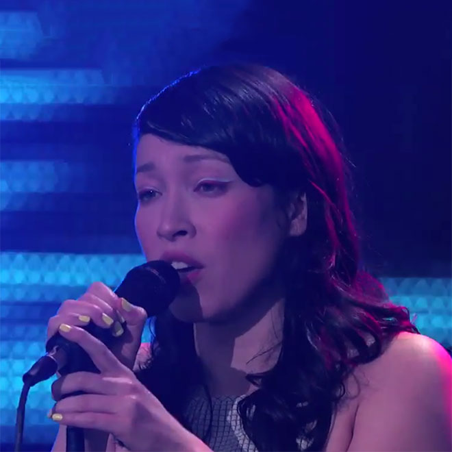 "Watch Little Dragon Perform ""Klapp Klapp"" & ""Killing Me"" on Jimmy Kimmel Live!"