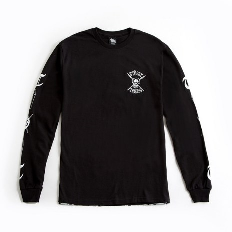 "Check out the Treated Crew x Saint Alfred x Stussy 2014 ""Treated Tribe"" Collection"