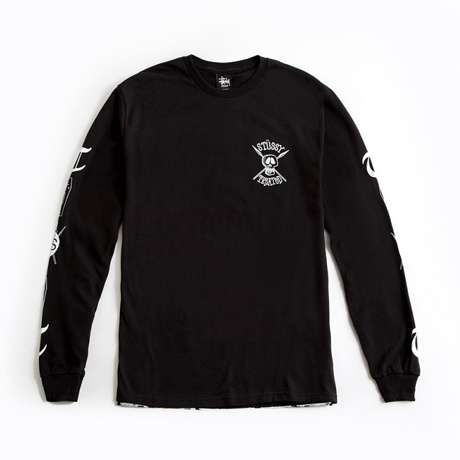 """Check out the Treated Crew x Saint Alfred x Stussy 2014 """"Treated Tribe"""" Collection"""