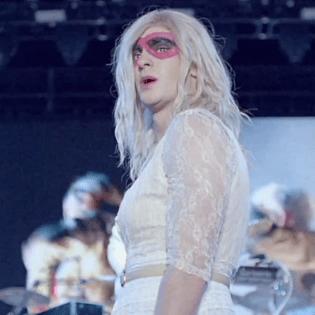 Arcade Fire - We Exist (Starring Andrew Garfield)