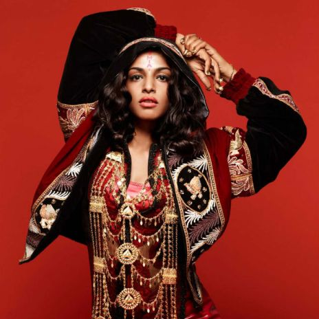 Beyoncé featuring M.I.A. - Baddygirl 2 (Flawless Remix)
