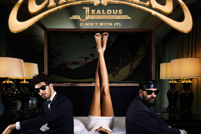 Chromeo - Jealous (DJ Sliink & Big O Remix)