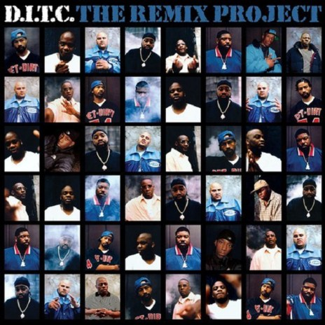 D.I.T.C featuring Big L & Fat Joe - Da Enemy (Showbiz Remix)