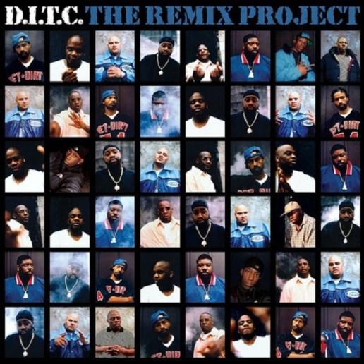 D.I.T.C featuring Big L & Fat Joe - Da Enemy (Showbiz Remix)
