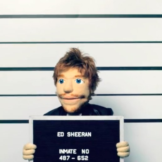 Ed Sheeran - Sing (Produced by Pharrell)