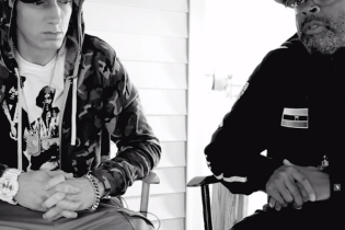 "Eminem & Spike Lee Tease ""Headlights"" Video"