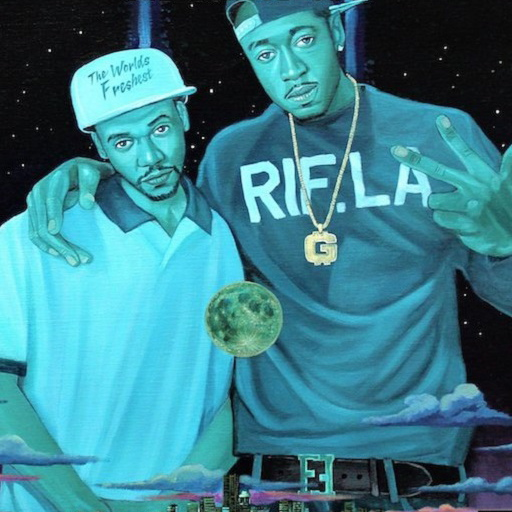 Freddie Gibbs & The World's Freshest featuring Trae Tha Truth & Yukmouth - I Be On My Grind