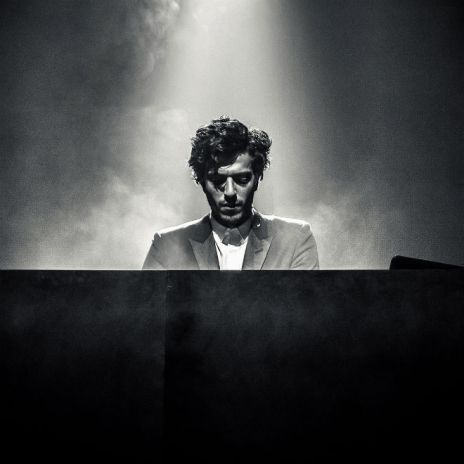 Gesaffelstein at Fonda Theatre in Los Angeles - Visual Impressions