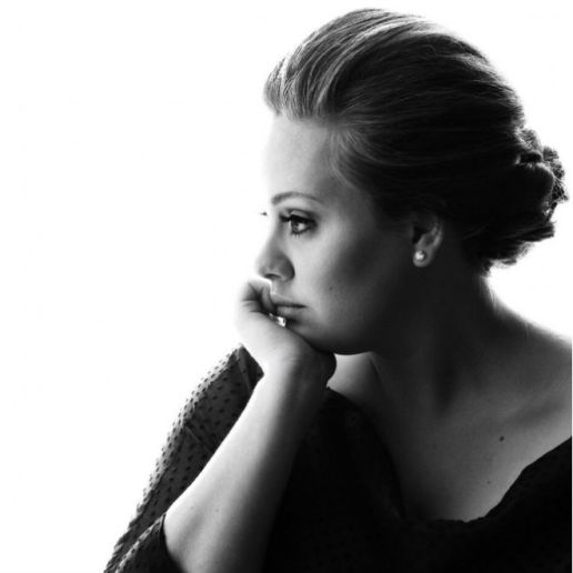 Has Adele Teased Her New Album on Twitter?