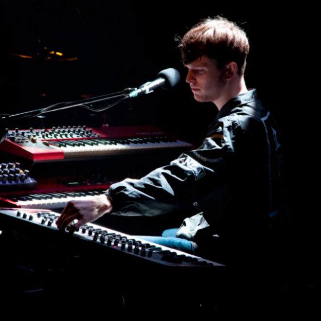 James Blake Shares A Two-Hour Mix