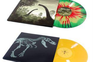 'Jurassic Park' Score to Be Reissued on Multi-Color Vinyl