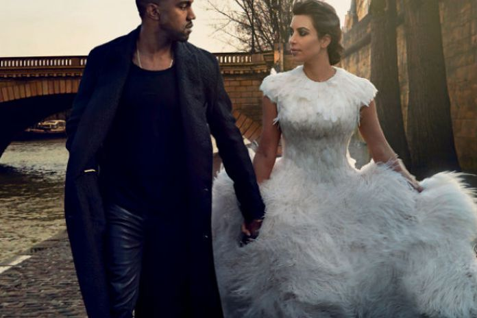 Kanye West & Kim Kardashian Tie the Knot in Italy