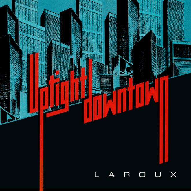 La Roux - Uptight Downtown