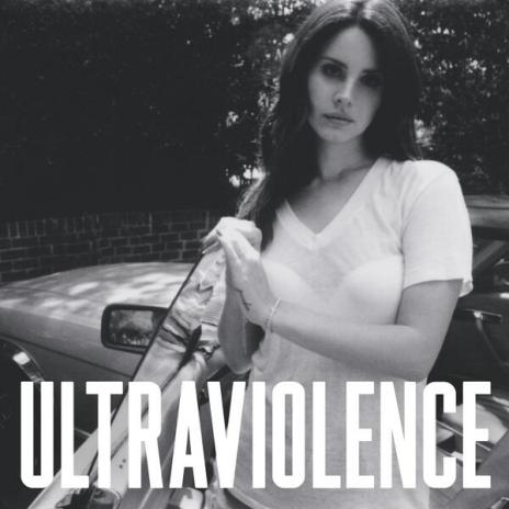 Lana Del Rey Reveals Official 'Ultraviolence' Cover Art