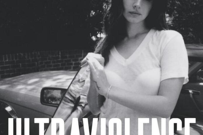 Lana Del Rey Reveals Official 'Ultraviolence' Cover Art