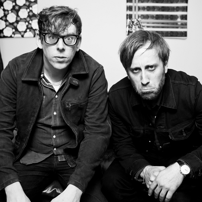 Listen to The Black Keys Prank Call Record Labels