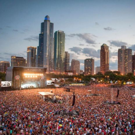 Lollapalooza Announces 2014 Schedule