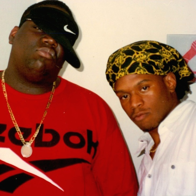 Look Through Never-Before-Seen Photos from The Notorious B.I.G.'s First Press Run
