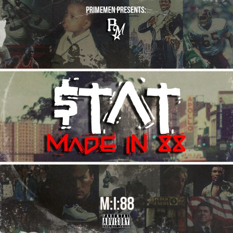 $tat - Made in '88 (Mixtape)