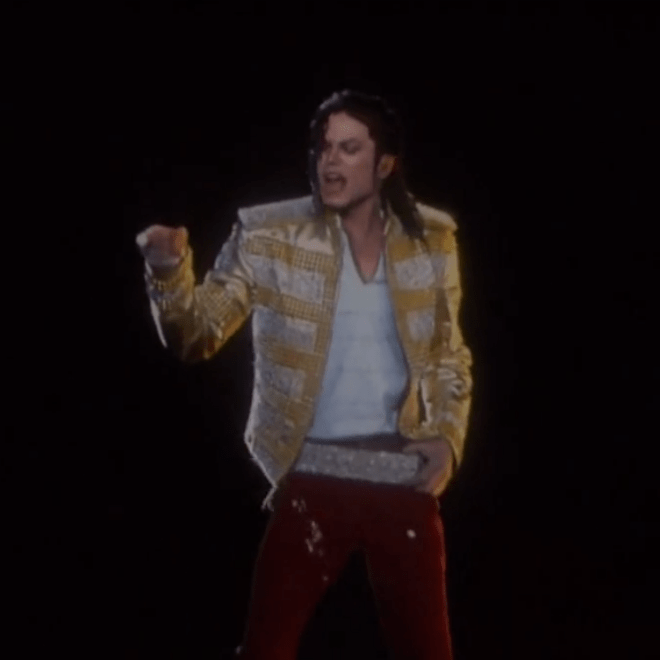 Michael Jackson Returns as Hologram to the Stage at the 2014 Billboard Music Awards