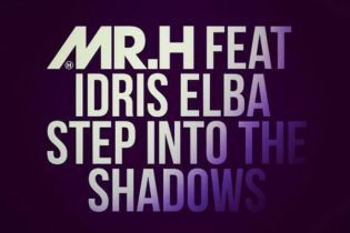 Mr Hudson featuring Idris Elba - Step Into The Shadows (Lyric Video)