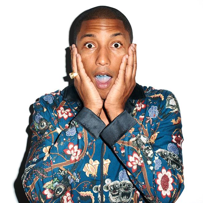 Pharrell - Happy (KAYTRANADA Edition)