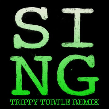 PREMIERE: Ed Sheeran - Sing (Trippy Turtle Remix)