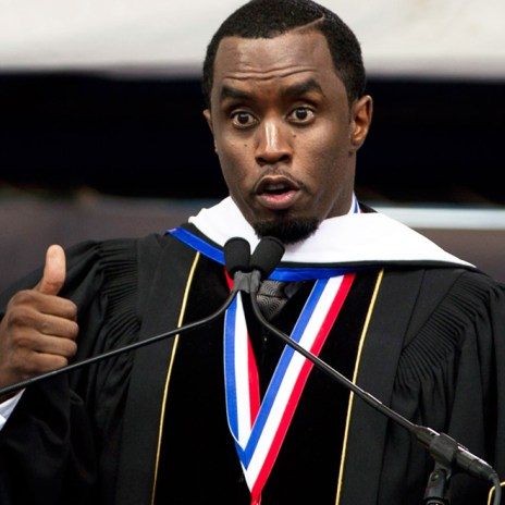 """Sean """"Diddy"""" Combs Receives Honorary Doctorate Degree From Howard University"""