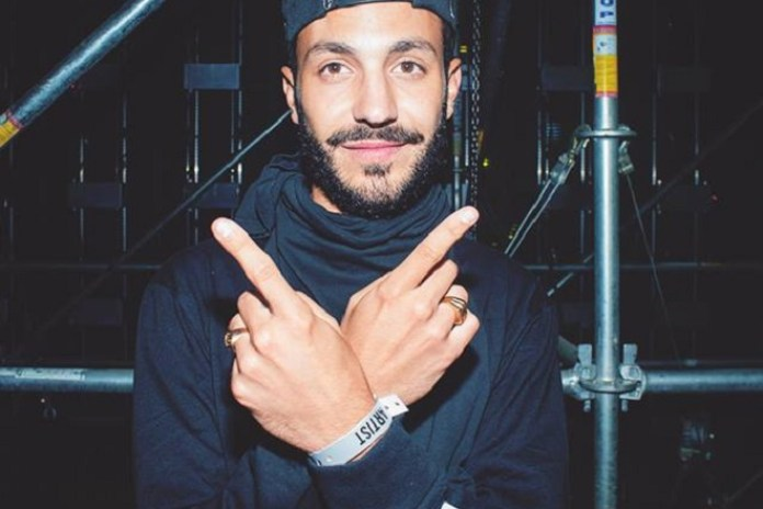 "Stream Brodinski's ""Vmix"" for V Magazine"