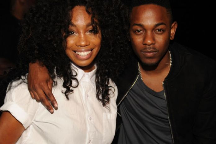 "SZA & Kendrick Lamar Perform ""Babylon"" at Red Bull Studios in L.A."