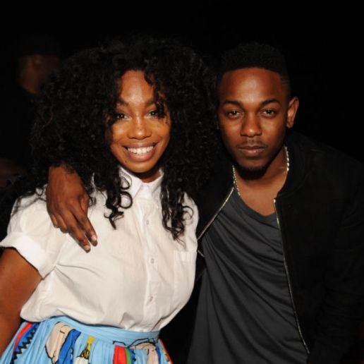 "SZA & Kendrick Lamar Perform ""Babylon"" at Red Bull Studios in L.A."