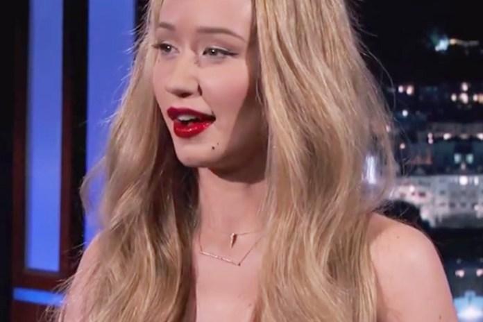 "Iggy Azalea Performs ""Fancy"" and ""Work,"" Then Deciphers Her #LyricsForOldPeople On 'Jimmy Kimmel Live!'"