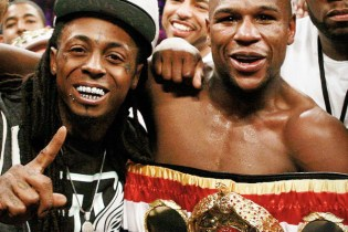 "Watch Lil Wayne Perform ""Believe Me"" During Floyd Mayweather's Fight Entrance"