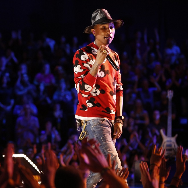Watch Pharrell & Gwen Stefani Perform on The Voice