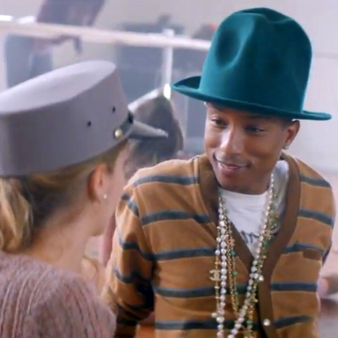Watch 'Dear G  I  R  L': Pharrell's Visual Open Letter To All Women