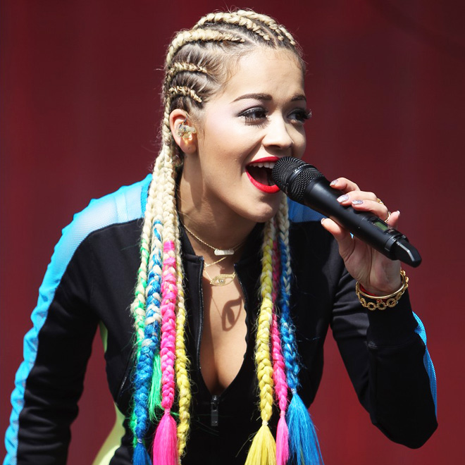 """Watch Rita Ora Cover Beyoncé & Coldplay, Perform """"I Will Never Let You Down"""" and More At BBC Radio 1's Big Weekend"""