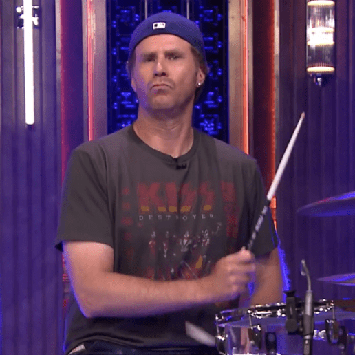 Watch Will Ferrell and Chad Smith's Drum-Off