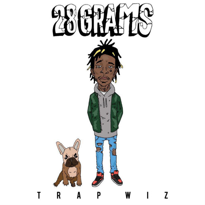 Wiz Khalifa –  28 Grams (Mixtape)