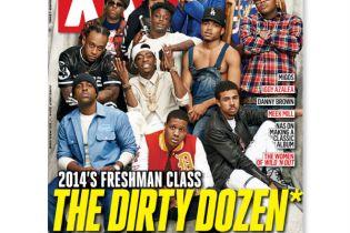 XXL Reveals 2014 Freshman Class
