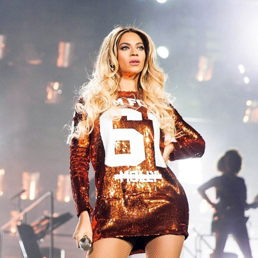 Beyoncé Tops the Forbes Celebrity 100 List