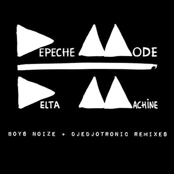 Depeche Mode - Alone (Djedjotronic Remix)