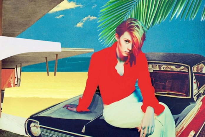 La Roux - Tropical Chancer
