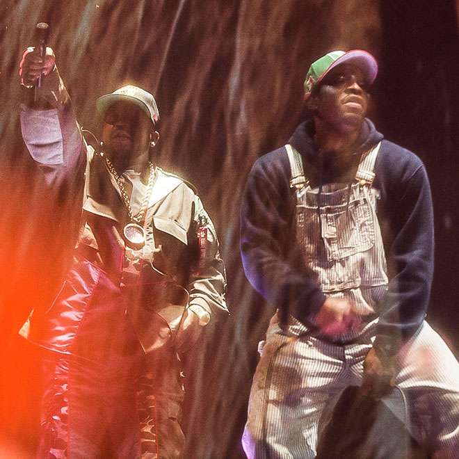 OutKast Announce Homecoming Concert in Atlanta