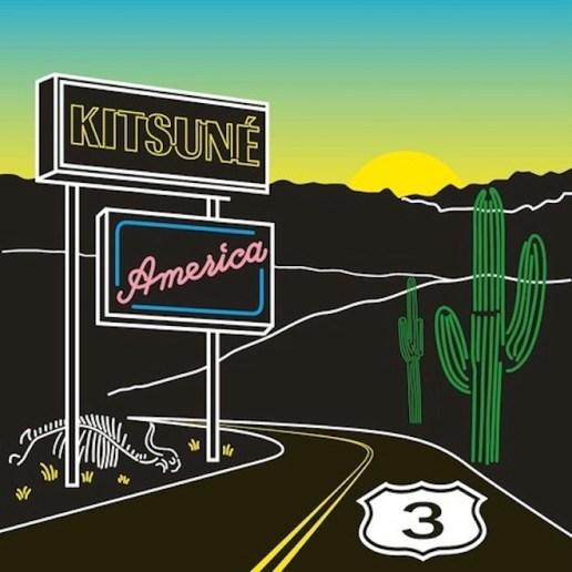 PREMIERE: Kitsuné - America 3 (Mixtape)