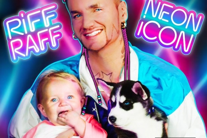 RiFF RAFF - Neon Icon (Album Stream)