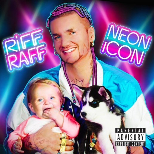 RiFF RAFF - Neon Icon (Album Stream)