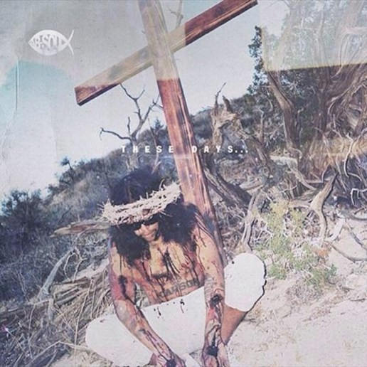"""Stream Snippets from Ab-Soul's New Album, """"These Days..."""""""